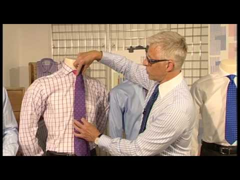 T m lewin how to match your tie to your shirt youtube for How to match shirt and tie