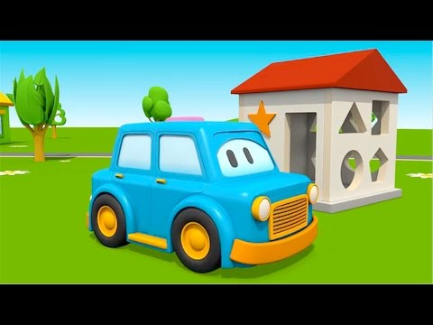 Coches Inteligentes - Formas y Colores - Carros para niños - Car cartoons for children