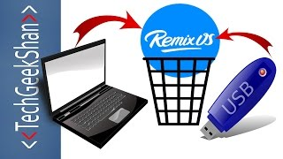 Remove Remix OS Completely from PC/USB