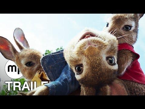 Peter Hase Trailer Deutsch German (2018) Exklusiv