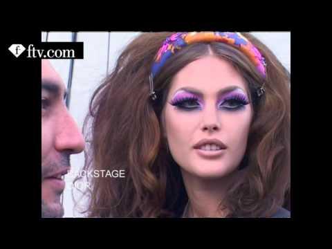 CATHERINE MCNEIL Models F/W 08 -09