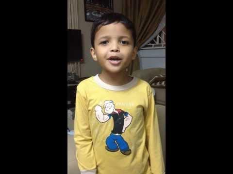 Ahmad - Nasyid Bahasa Arab - Madrasah Alirsyad - P1b - Vid1 video