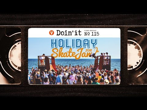 HOLIDAY SKATE JAM 2018 [VHSMAG]