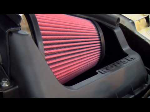 ROUSH TV: ROUSH F-150 Cold Air Intake