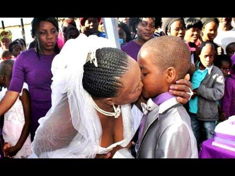 Топ 7 СТРАННИ Бракове,Които не Знаеш,че СЪЩЕСТВУВАТ!