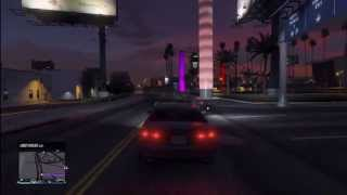 GTA 5: BMW 6 Series (Ubermacht Oracle) Gameplay Review