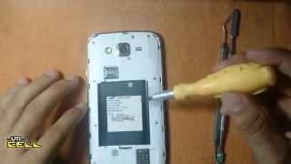 Troca da câmera traseira do Samsung Galaxy Gran Neo Duos (GT-I9063) #UTICell