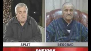 Boris Dvornik and Bata Zivojinovic reconciliation Part 2/2