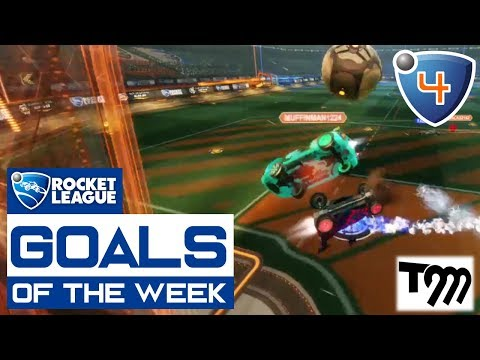 Rocket League - GOALS OF THE WEEK 2018 #4