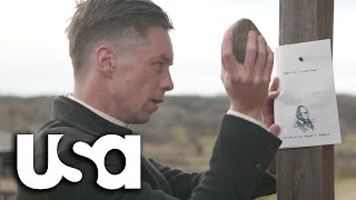 Damnation | Teaser Trailer: Country At War | USA Network