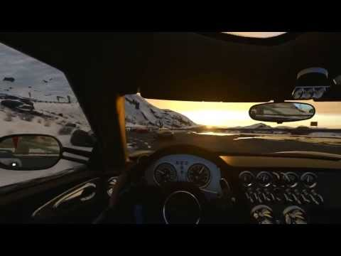 DRIVECLUB New PS4 Gameplay + Trailer FULL HD !!!!!!!!