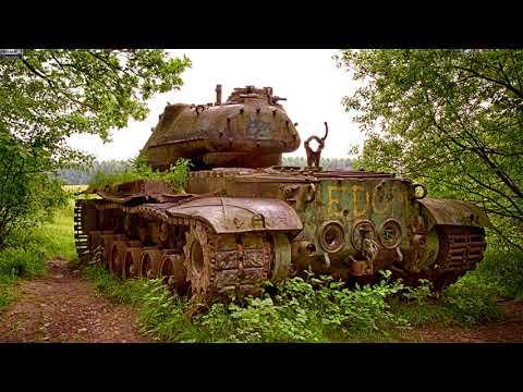 """Обзор М47 Patton """"Лучший среди средних!"""" - в War Thunder!"""