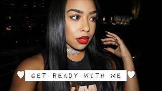 GRWM : Chit Chat | Makeup | B.Simone Update