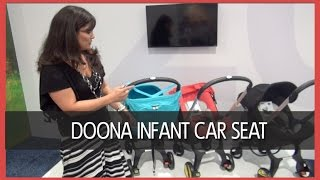 BG Review: Doona Infant Car Seat Sneak Peek