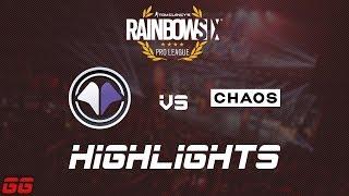Millenium vs Chaos | R6 Pro League S8 Highlights
