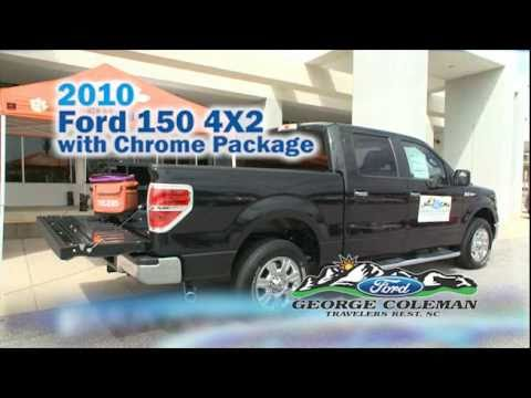 George Coleman Ford Used Cars