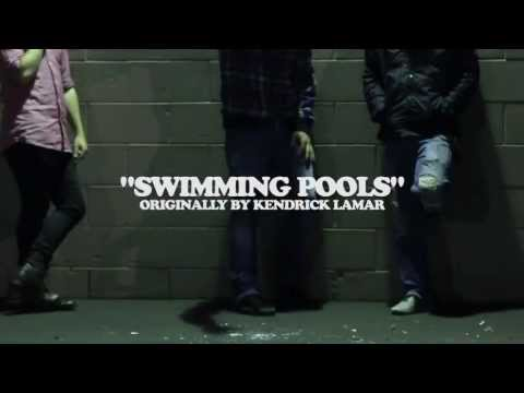 "STRAWBERRY GIRLS - KENDRICK LAMAR ""Swimming Pools (DRANK)"" COVER"