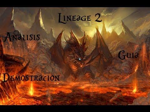 Lineage 2 - Que es? Analisis Guia y Demostracion (Comentado En Español)