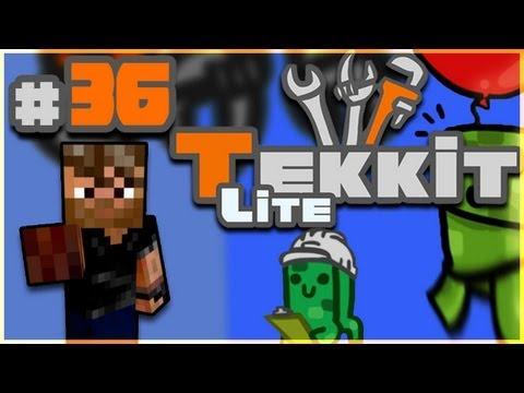 Tekkit Lite | Finishing Blutricity Power Plant | Episode 36