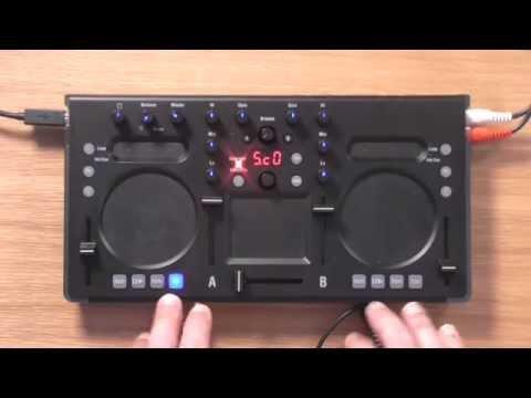 Korg KAOSS DJ Controller Review & Talkthrough