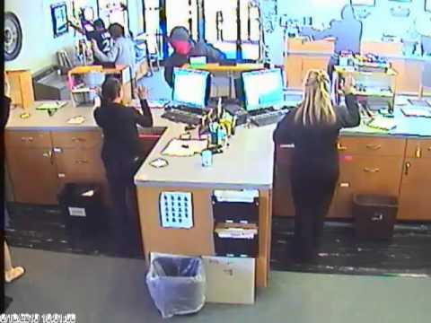 Armed Robbery Surveillance -United One Credit Union