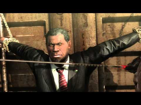 Metal Gear Rising Revengence Chapter 00 Part 2 HARD [HD]