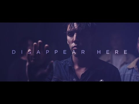 Bad Suns Disappear Here rock music videos 2016