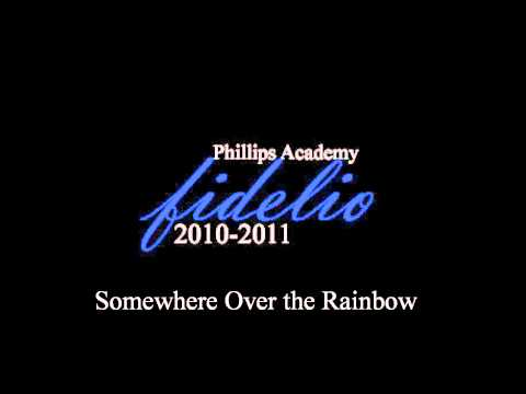 somewhere over the rainbow satb pdf