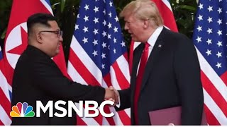 President Donald Trump's Art Of The Film...Movie Trailer Diplomacy | MSNBC