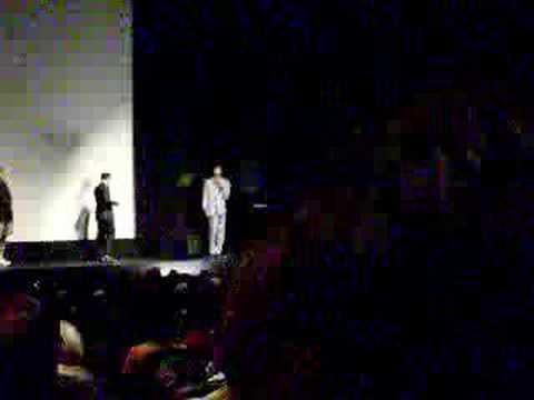 Borat at Toronto Film Festival (Part 2)