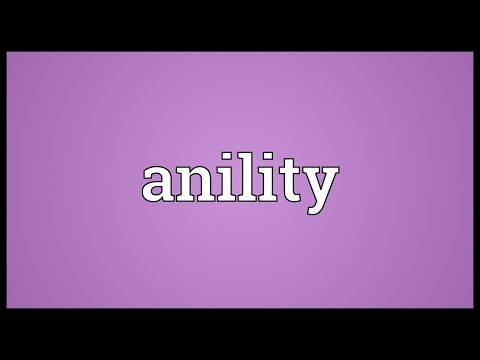 Header of anility