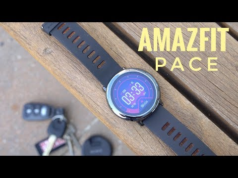 Best Smartwatch Available! The review of the Xiaomi Amazfit Pace