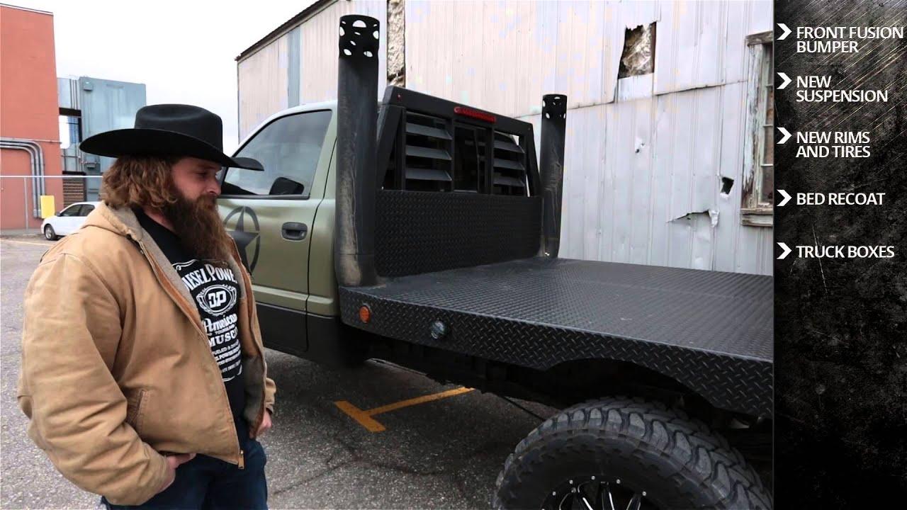 Built Diesel 3 Truck Mods 12 Valve Cummins Youtube