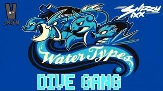 Pokemon Rap - Water Types: Dive Gang