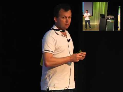 Image from Django Miniconf: Closing Keynote by Tony Morris