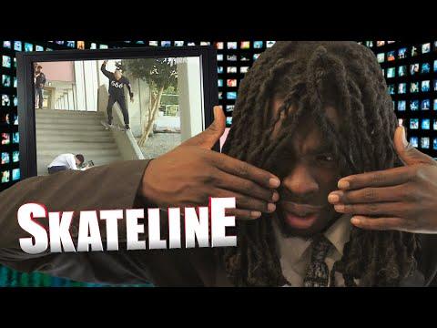 SKATELINE - Dane Burman, Tommy Sandoval, Gabriel Summers, Gino Iannucci Skate Part, Deedz, Tomasello