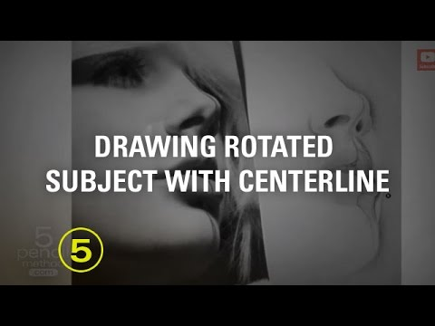 Draw Accurate Proportions — Even When Your Subject Is Rotated...