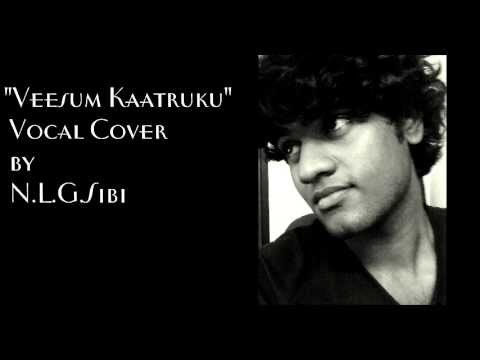 Veesum Kaatruku Vocal Cover By N L G Sibi video