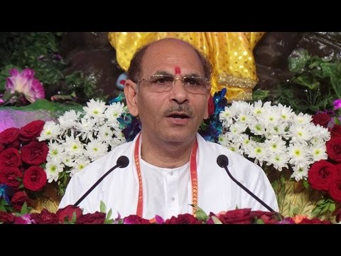 Gita Ka Saar   Divine Nectar Explained Beautifully By Pujya Sudhanshuji Maharaj video