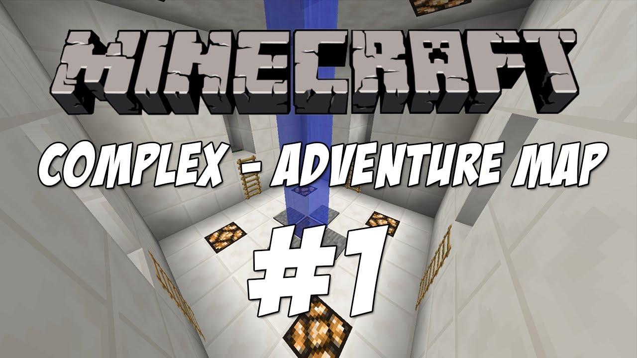 Minecraft Complex Adventure