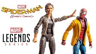 Marvel Legends Spider-Man and MJ Exclusive 2-Pack Action Figure Review