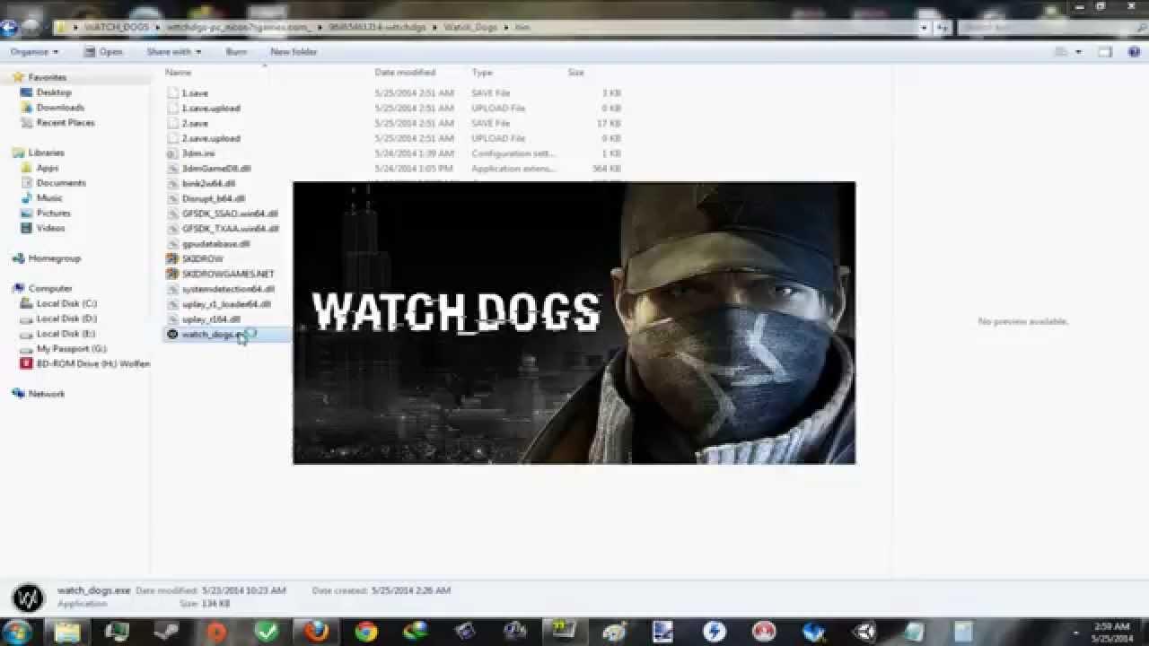 3dm license_key.txt watch dogs 2