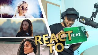 Jax Jones REACT TO Loredana, Namika & Rola ⚡ JAM FM