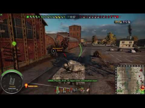 World Of Tanks PS4 - T110E5 Master