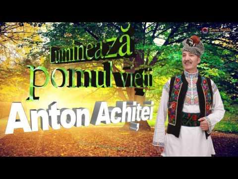 ANTON ACHITEI  -  LUMINEAZA POMUL VIETII, ALBUM  2016