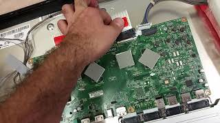 Functionality proof and comment for LG 31MU97-B main board 62882801 for J.A.de Torres