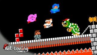 All-Star Challengers take on BOWSER! #3