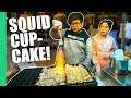 Roasted Squid Cupcakes! (Plus 9 other UNIQUE STREET FOODS in Taipei's Famous Night Market)