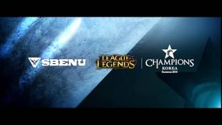 OGN LCK Summer 2015 Champion Selection