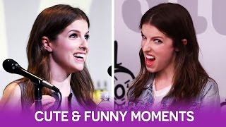 Anna Kendrick Being Funny and Cute at Comic-Con 2016